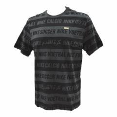 ナイキ nike メンズ 半袖Tシャツ コットンTシャツ 綿100% コットン100% ロゴTシャツFC SEASONAL BL TEE 男性 CD0166【メール便も対応】