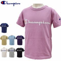 チャンピオン champion キッズ ジュニア Tシャツ 半袖 綿 オススメ CS6429