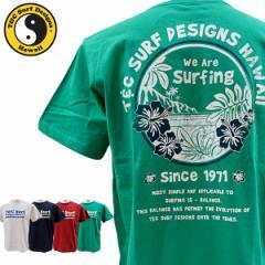 ティーアンドシーサーフデザイン t&c surf designs タウン&カントリー タウカン Tシャツ メンズ 半袖 綿 DM2141【メール便も対応】