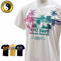 ティーアンドシーサーフデザイン t&c surf designs タウン&カントリー タウカン Tシャツ メンズ 半袖 DM2188 【メール便も対応】