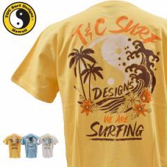 ティーアンドシーサーフデザイン t&c surf designs タウン&カントリー タウカン Tシャツ メンズ 半袖 DM2235 メール便も対応