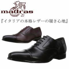 送料無料 マドラス madras ビジネスシューズ メンズ  本革 DS4061 BOS
