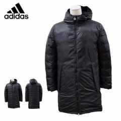 アディダス adidas メンズ ロングコート TANGO CAGE パデットコート シンプル定番 中綿コート GDS58 EC7003【あす楽対応北海道】