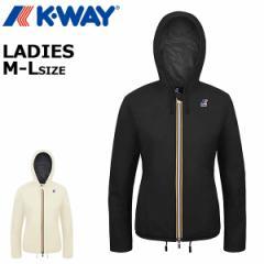 ケーウェイ k-way レディース アウトドアジャケット レインジャケット 防水 防風 軽量 タイトフィット 女性 LILY RIPSTOP MARMOTTA K0064