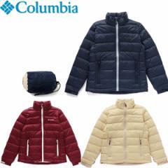 コロンビア columbia レディースジャケット マウンテンスカイライン 女性用軽量ダウンジャケット スタッフバッグ付き PL5080M L