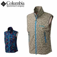 コロンビア columbia メンズアウトドアベスト タイムトゥートレイルパターンドベスト PM1191【レターパックも対応】