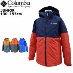 スキーウェア ジュニア セール 130 140 155 コロンビア columbia  子供スノーウエア ジャケット オムニヒート 保温  Alpine Action?U Jac
