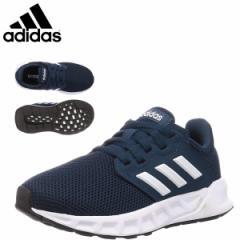 アディダス adidas ジュニア ランニングシューズ スニーカー 子供 靴 スポーツシューズ SHOWTHEWAY K FX3859
