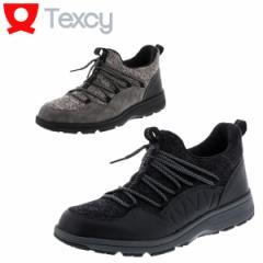 テクシー texcy メンズスノースニーカー スノトレ ウィンターシューズ 雪道対応 冬靴 TM-3014
