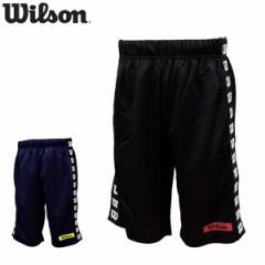 ウイルソン wilson キッズ ジュニア メッシュ ハーフパンツ 短パン オススメ 爆安 WX5992