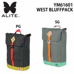alite/エーライト WEST BLUFF PACK ウェストブラフパック メンズ レディース ユニセックス YM61601【RCP】