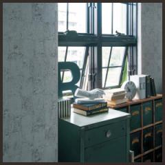 【 壁紙 のり付き DIY】 壁紙 のりつき クロス コンクリート調 シンプル リリカラ LL-8143