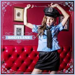 コスプレ ハロウィン ポリス コスチューム ミニスカポリス 警察 ペア 衣装 セクシー フルセット