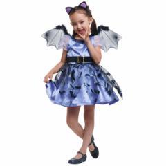 コスプレ コスチューム一式 小悪魔 子供用  ハロウィン 衣装 kid118