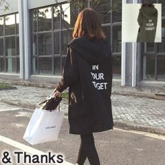 【即納BLACK1点可能】春コーデ スプリングモッズコート 2カラー1サイズ