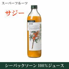 有機サジー(シーバックソーン)100%ジュース カスケイン(シーベリージュース)