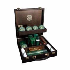 靴磨きセット コロニル 1909レザーケアボックスセット シューケアセット