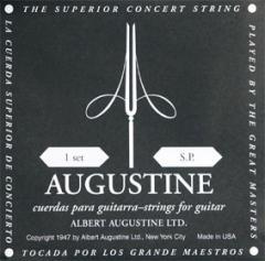 クラシックギター 弦 セット オーガスチン ブラック 黒  AUGUSTINE BLACK