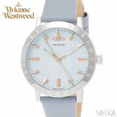 【当店ならお得クーポンあり】ヴィヴィアンウエストウッド  VV152BLBL時計 腕時計 レディース ライトブルー レザー(ty04)