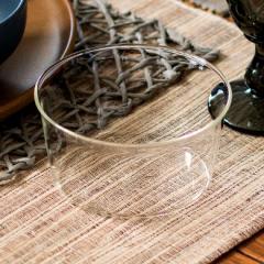 ガラスボウル 耐熱ガラス 径12cm 450ml 電子レンジ ガラス食器 皿 食器 ガラスカップ デザートカップ サラダボウル ミニカップ
