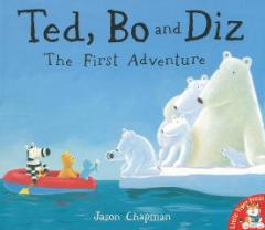 Ted,Bo and Diz The First Adventure/バーゲンブック