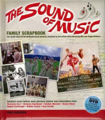 THE SOUND OF MUSIC FAMILY SCRAPBOOK DVD付/バーゲンブック
