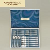 KANSAI YAMAMOTO Maison(カンサイヤマモト メゾン) カトラリー16本 ギフトセット 721-616