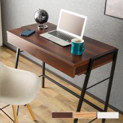 デスク 机 収納 幅80cm 木製 省スペース 収納付き アジャスター付き 勉強机 学習デスク ワークデスク コンパクト