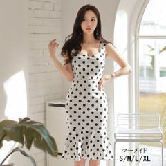 752df1055dae5 マーメイドドレス ナイトドレス 韓国風ワンピース ミモレドレス 顔合わせ 披露宴 大きいサイズ 愛用 二次会 タイトドレス