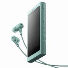 納期約7〜10日 SONY ソニー NW-A45HN-G ハイレゾ音源対応 ウォークマン Aシリーズ メモリータイプ ヘッドホン付属 16GB