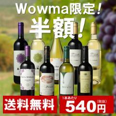 【半額クーポン対象】【送料無料】ワインセット 家飲み ワイン 6本 セット ボルドー入 赤ワイン 白ワイン デイリーワイン 飲み比べ 第51