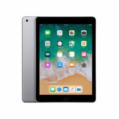 【apple(アップル)】iPad 9.7インチ WiFiモデル 128GB [2018/スペースグレイ] MR7J2JA(2449033)【送料無料】