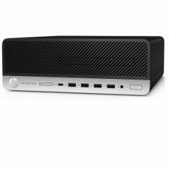 【HP(ヒューレット・パッカード)】HP ProDesk 600G3 SF[Win7Pro][Core i3/4GB/500GB] 2HA17PA#ABJ(2440248)【送料無料】