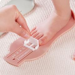 フットメジャー ベビースケール 足のサイズ 計測器 6〜20cm 子供用 フットスケール フットサイズ 測定器 採寸 簡単 センチ 測る 計測 定