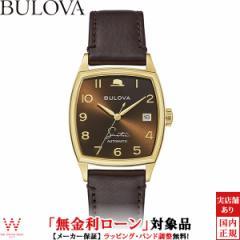 無金利ローン可  ブローバ BULOVA 97B198 フランクシナトラ Frank Sinatra 自動巻き クラシック メンズ 腕時計 時計