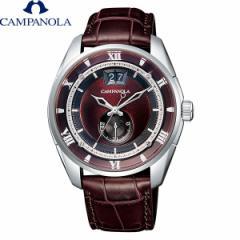 先着豪華コレクションケース付 無金利ローン可 シチズン カンパノラ NZ0000-07W メンズ ワニ革 15周年記念 高級 腕時計 ブランド メンズ