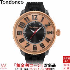 無金利ローン可 テンデンス TENDENCE フラッシュ 3ハンズ FLASH 3H TY532002 LED内蔵 夜光 メンズ レディース 腕時計