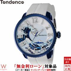 無金利ローン可 テンデンス TENDENCE ジャパン アイコン ホクサイ 北斎 限定モデル TY143102 メンズ 腕時計 時計 おしゃれ