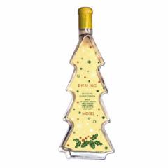 クリスマスツリーボトル モーゼル リースリング Q.b.A. 2018年 500ml (ドイツ 白ワイン)