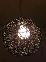 【ペンダントライト】ランプ 照明 フロアライト アジアン オリエンタルでアジアンテーストなライト【送料無料】(天井ソケットタイプ)
