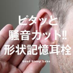 オーダーメイド感覚耳栓 スージーイヤーグミ 耳栓 睡眠 安眠グッズ 形状記憶 耳せん 耳セン みみせん 快眠 遮音