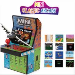 ミニアーケード クラシック 108ゲーム ビデオプレーヤー