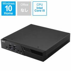 ASUS エイスース デスクトップパソコン MiniPC[モニター無し/HDD:1TB/メモリ:8GB/2019年7月] PB60-B5367ZD ブラック