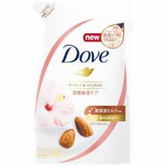 日本リーバ Dove(ダヴ) ボディウォッシュ リッチケア アーモンド&ハイビスカス つめかえ用 340g 〔 ボディソープ〕