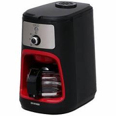 アイリスオーヤマ コーヒーメーカー(4杯分) IAC−A600 (ブラック)