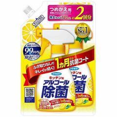 フマキラー キッチン用アルコール除菌 スプレー替 720ml 〔キッチン用洗剤〕