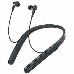 ソニー 「ハイレゾ音源対応」Bluetooth対応 [ノイズキャンセリング機能搭載] カナル型イヤホン WI−1000X BM