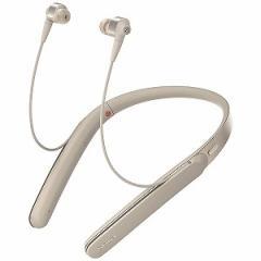 ソニー 「ハイレゾ音源対応」Bluetooth対応 [ノイズキャンセリング機能搭載] カナル型イヤホン WI−1000X NM