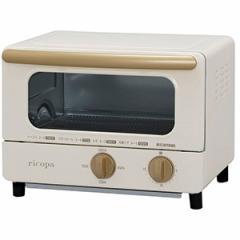 アイリスオーヤマ オーブントースター 「ricopa(リコパ)」 EOT−R1001−C アイボリー