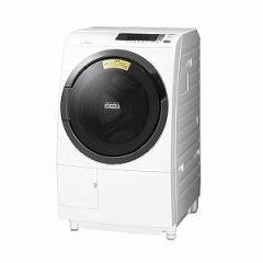 日立 ドラム式洗濯乾燥機 (洗濯10.0kg /乾燥6.0kg/左開き) BD−SG100CL−W ホワイト(標準設置無料)